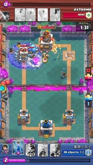 皇室战争万圣节挑战实战3