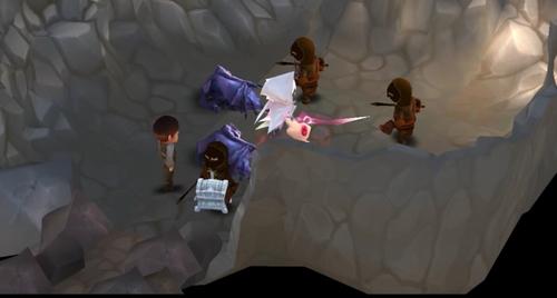 魔女之泉3盗贼任务怎么打
