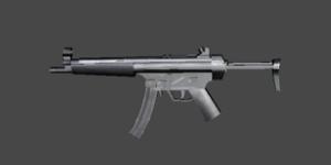 丛林法则手游MP5