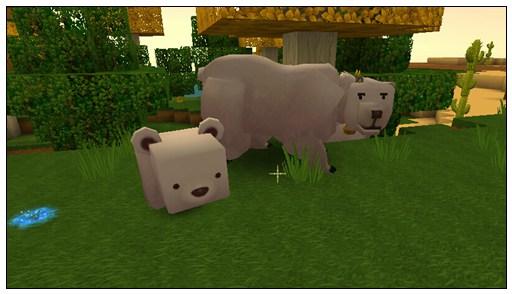 迷你世界冰熊怎么繁殖 冰熊怎么生宝宝