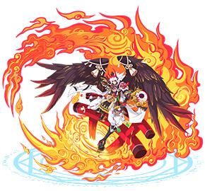 奥奇传说赤妖王御神