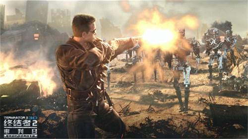 《终结者2》今日安卓免激活码不删档测试开启