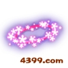 紫雪天使光环