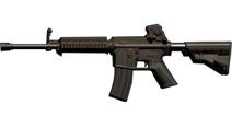 荒野行动M4A1怎么样 突击步枪M4A1属性解析