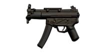 荒野行动MP5怎么样 冲锋枪MP5属性解析
