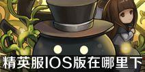 不思议迷宫精英服IOS版怎么下载 精英服IOS版在哪里下载