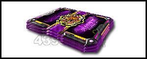 火线精英紫金卡包