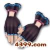 梦幻飞车猫儿朵朵手套