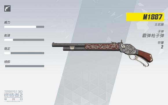 霰弹枪M1887