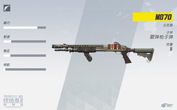霰弹枪M870