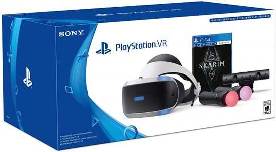 索尼将正式《上古卷轴5:天际》VR版同捆包 亲身畅游魔幻世界