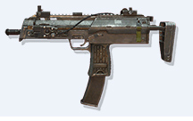 终结者2冲锋枪