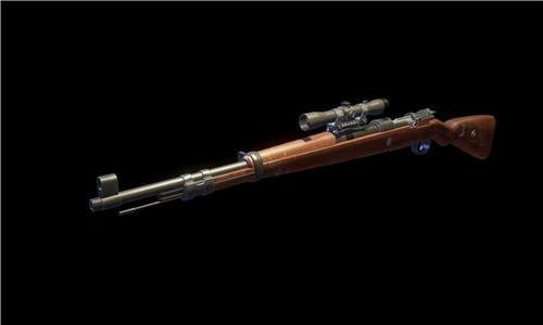 小米枪战98k