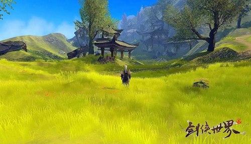 《剑侠世界2》手游11.15不限号内测 新玩法首曝[多图]图片3