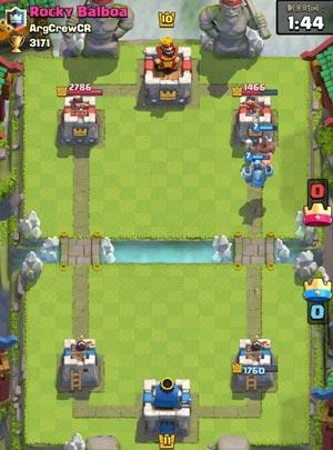 皇室战争实战4