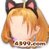 梦幻飞车猫儿朵朵发型