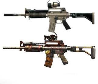 CF手游M4A1-狂徒