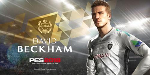 贝克汉姆牵手KONAMI 将成《实况足球2018》最大卖点