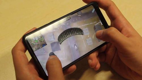 手机设备的便捷性是手游最大的凭依