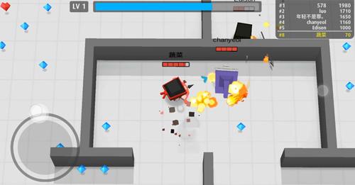 io游戏凭借相近玩法一度被视为最贴近大逃杀玩法的类型