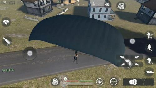 据点守卫放逐游戏跳伞技巧