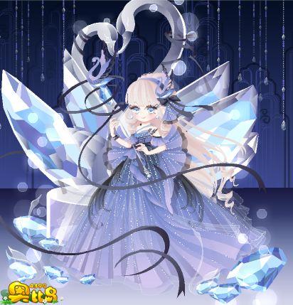 奥比岛水晶天鹅公主装图鉴