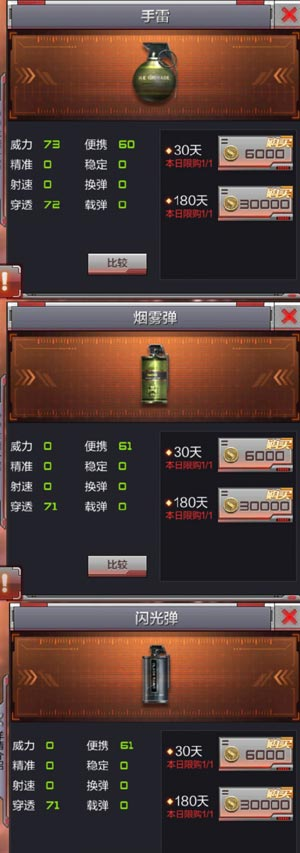 CF手游更新内容4