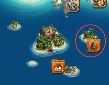 不思议迷宫神秘小岛怎么进 神秘小岛怎么开
