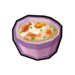 奶块鱼肉蔬菜浓汤怎么得 合成食物鱼肉蔬菜浓汤制作攻略