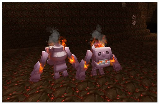 迷你世界怎么驯服熔浆怪 岩浆怪吃什么