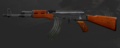 CF手游AK47-B