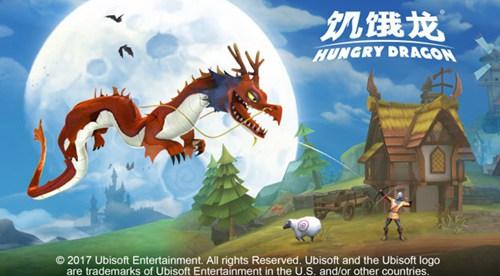 育碧动作休闲手游《饥饿龙》 将在中国推出安卓版