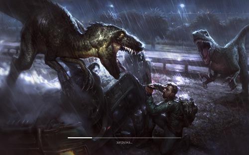 侏罗纪生存怎么玩