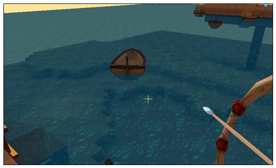 迷你世界对战存档:3V3海战 好玩存档分享