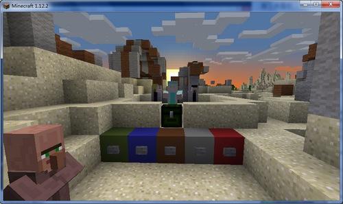 我的世界混沌魔盒存档下载