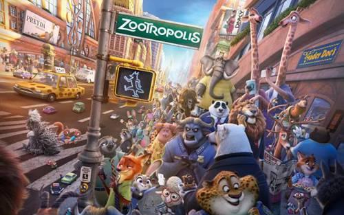 动物城》电影的ip不仅是迪士尼对其游戏开发能力的肯定,同时也给未来