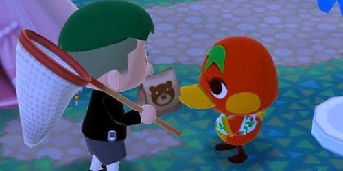 《动物之森》手游新玩法曝光 在猎人模式中尽情捕获