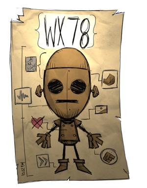 机器人wx-78