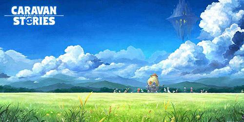 于严冬绽放的盛夏之光 日系RPG年末巨制《旅行队物语》双平台上线