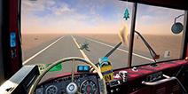 史上最无聊游戏《沙漠巴士》出了VR版 四人联机共度无聊时光
