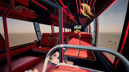 沙漠巴士VR
