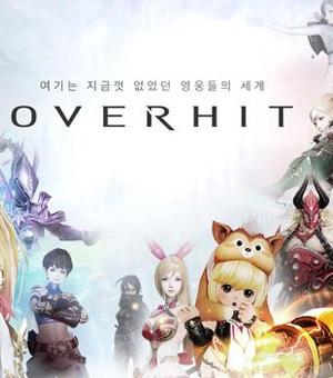 韩国瞩目新作《Over Hit》月底推出
