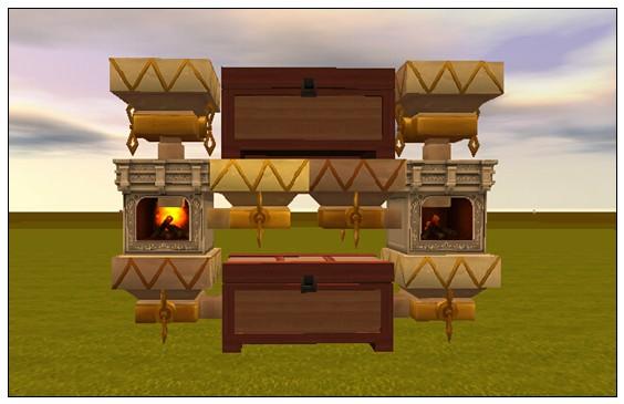迷你世界自动熔炉教程 自动烧烤机