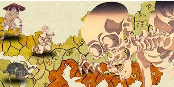 和风妖怪RPG《日本恐怖故事》登陆双平台 这才是真正的百鬼夜行!