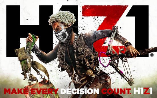 H1Z1生存王者图片