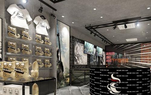 """陆行鸟""""饲料""""60一份 手游大厂SE首家中国海外餐厅上海开业"""