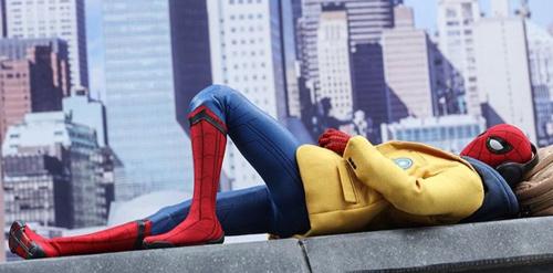 蜘蛛侠战衣