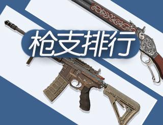绝地求生全军出击枪械排名 绝地求生手游枪械大全