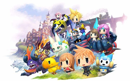 《最终幻想世界:MERI-MELO》12月12日上线[多图]图片1
