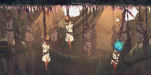 雷亚新作《细胞迷途》曝光 令人拍绝的美术风格和游戏玩法!